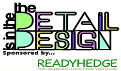 The detail is in the Design sponsored by Readyhedge