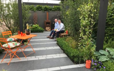 Readyhedge was pleased to supply hedging to Award winning designer Martyn Wilson of Martyn Wilson Garden Design and Rupert Keys of Keyscapes for their Gold medal winning garden called 'A Breath of Fresh Air' at this years BBC Gardeners World live show.
