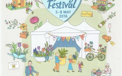 Second year running Readyhedge is a Festival Supporter for the RHS Malvern Spring Festival.