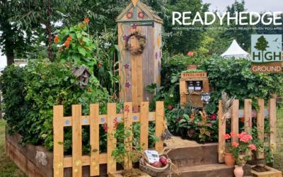 Charity HighGround wins Gold at BBC Gardeners World